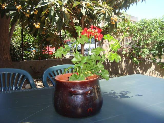 Appartamento con giardino a Torre Faro Capo Peloro