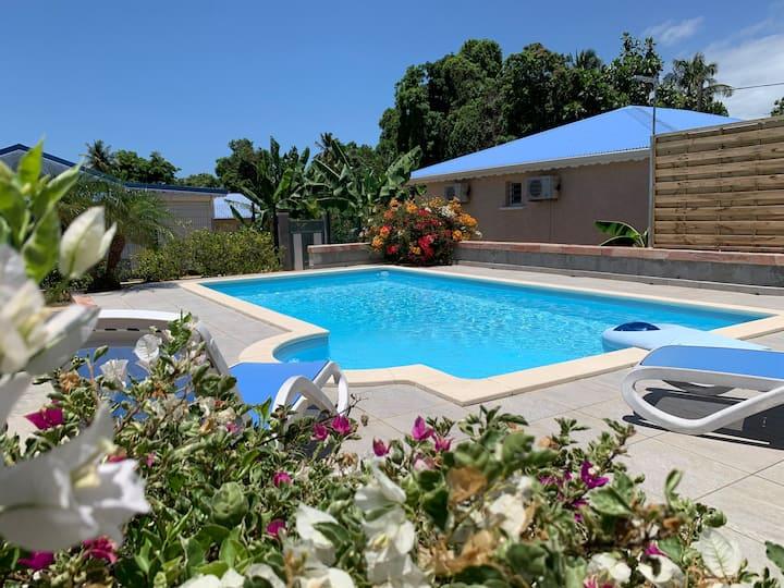 Villa T4 Tout Confort.  Entre Mer et  Montagne