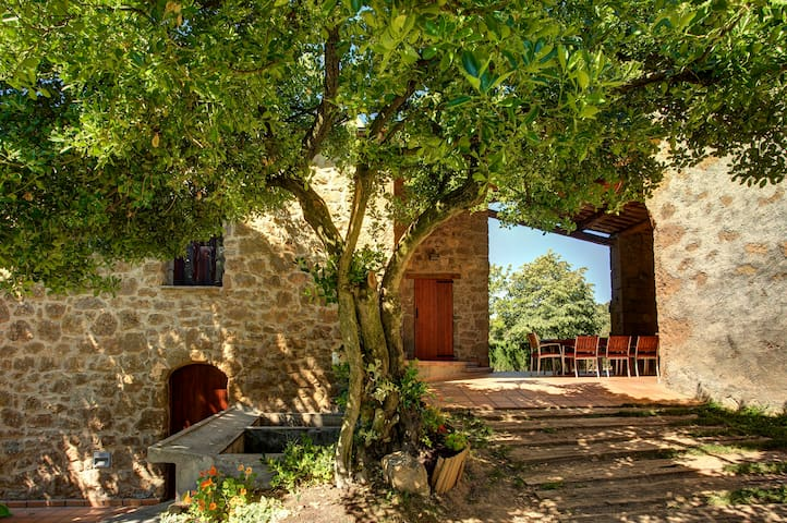 Nice Country house for holidays - Preciosa Masia - La Baronia de Rialb - Casa