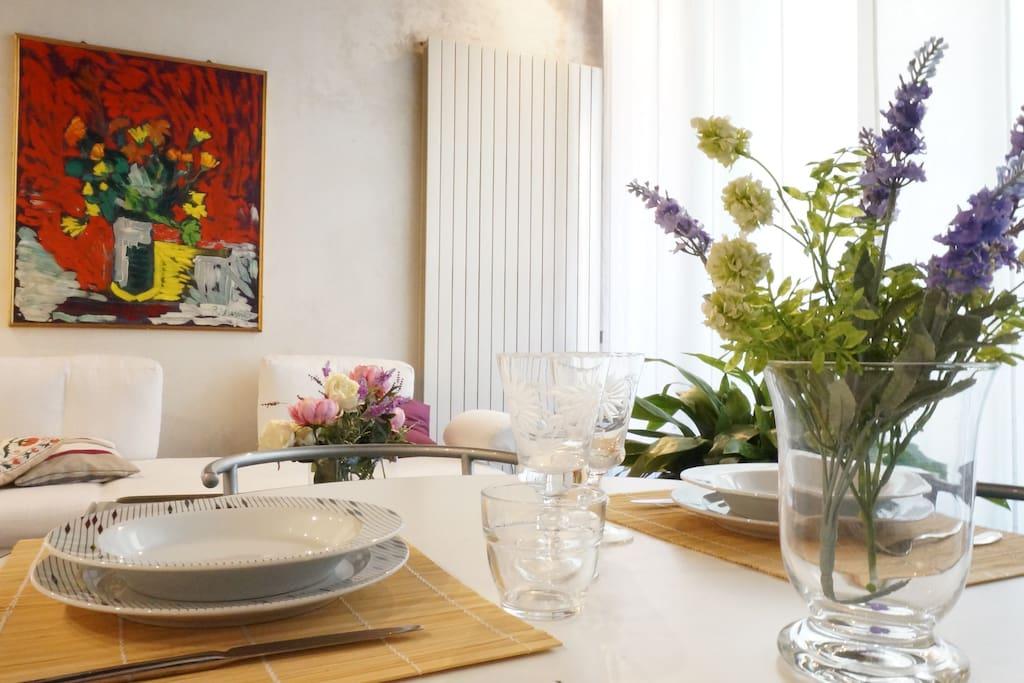 Livingroom / Soggiorno