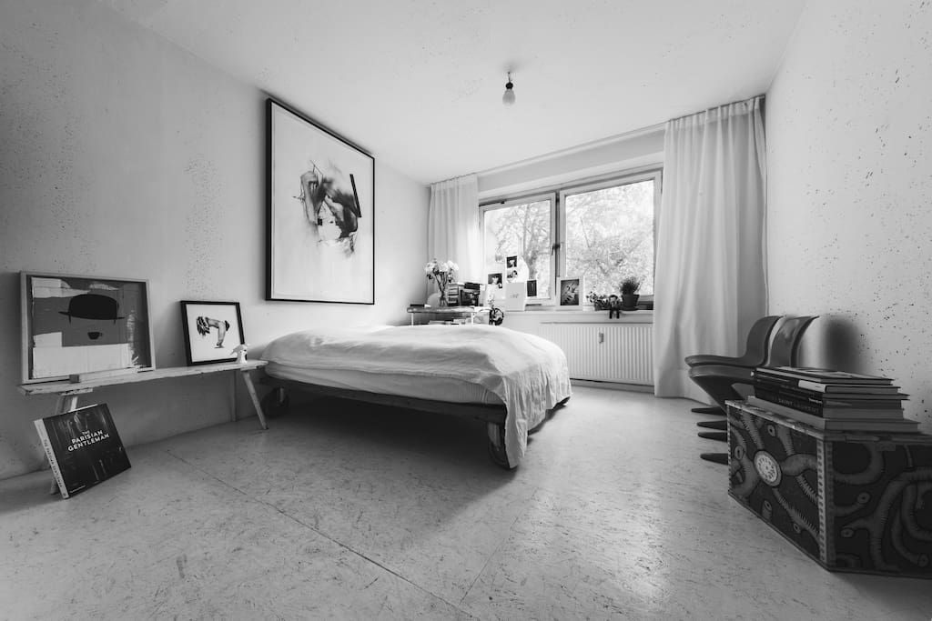 Lovely city apartment in former East Berlin - Apartments ...