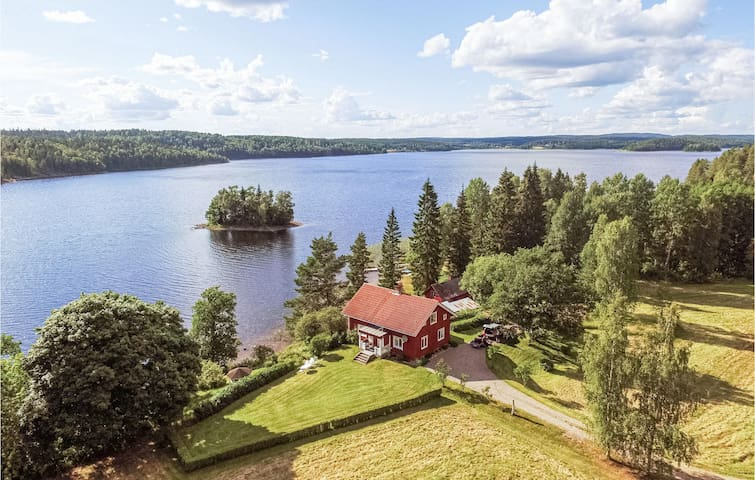 Holiday cottage with 2 bedrooms on 106m² in Årjäng