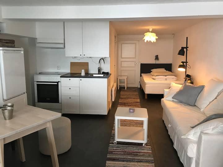 Lägenhet för 2 personer i Östersund på Frösön