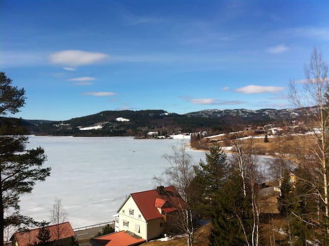 Cabin in Nordingrå overlooking Vågsfjärden - Kramfors Ö - Casa de campo