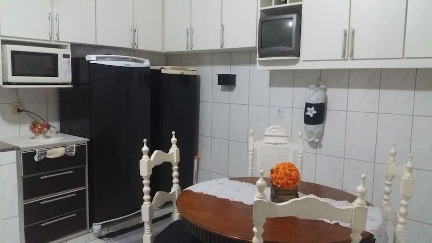 Espaço chalé da Tia Tânia