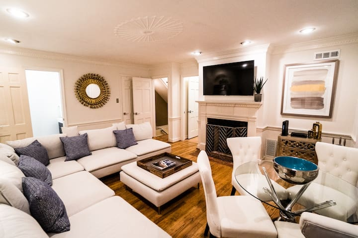 Gorgeous Corner Townhouse in Georgetown