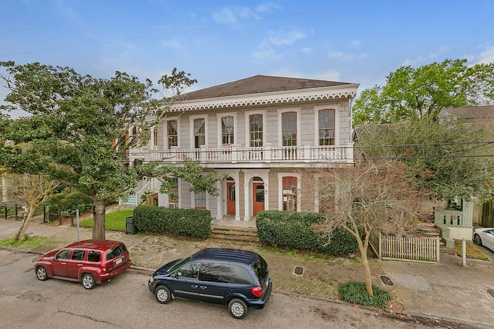 Charming in Great Lower Garden District Location - New Orleans - Lejlighed