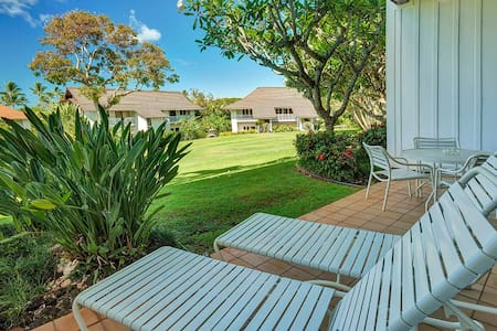 Kiahuna Plantation - 1 Bedroom Garden View #2114 - Lyxvåning