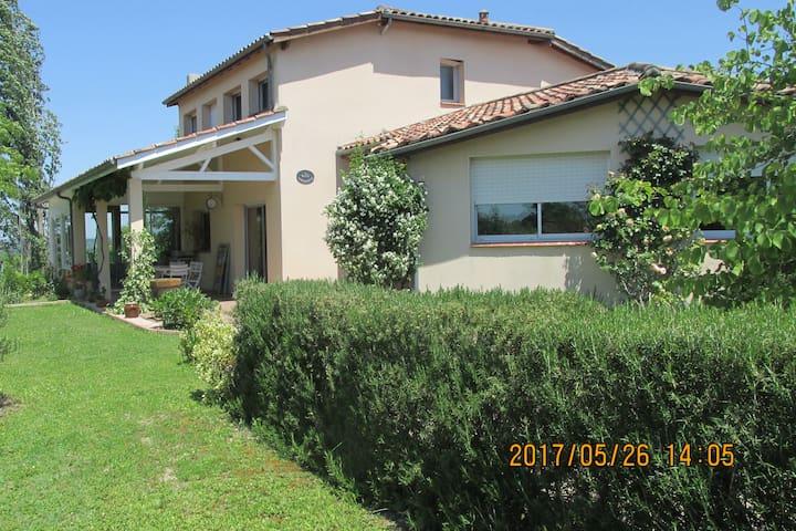 Villa Bergamote