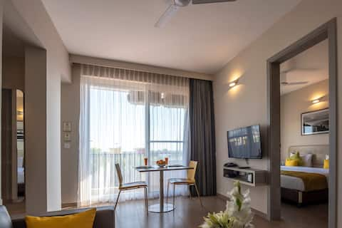 Studio Room Near Kempegowda International Airport