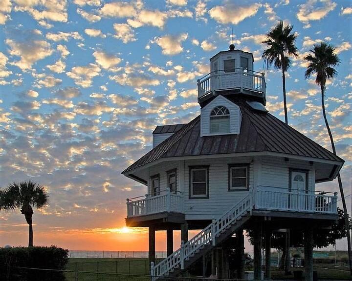 Lighthouse at Redington Shores