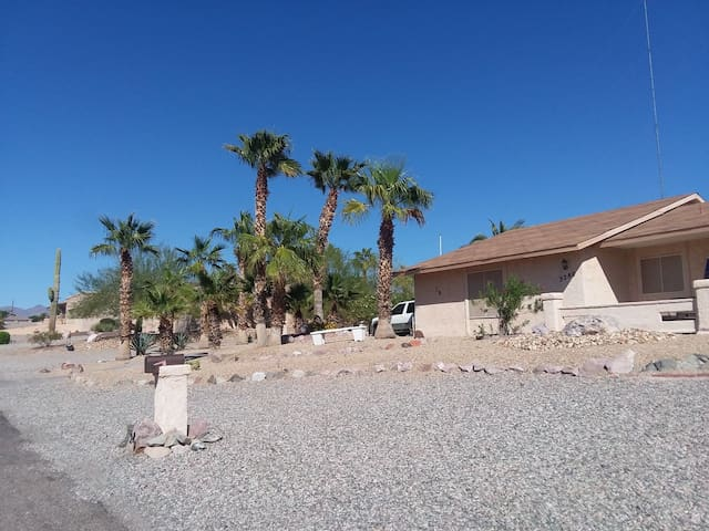18 Palms Oasis Home.