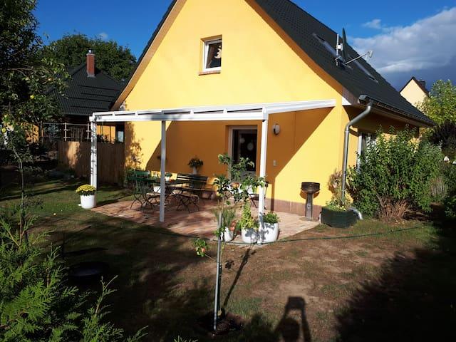 Gemütliches Haus in Ostseenähe