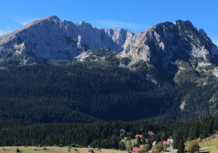 Durmitor National Park Penthouse