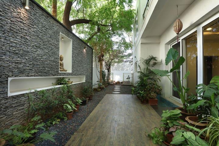 Krishna, Zen homestay, MLA Colony, BanjaraHills