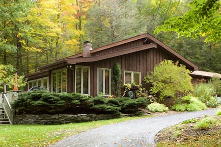 Perfect Abbey Road Retreat - Mount Tremper