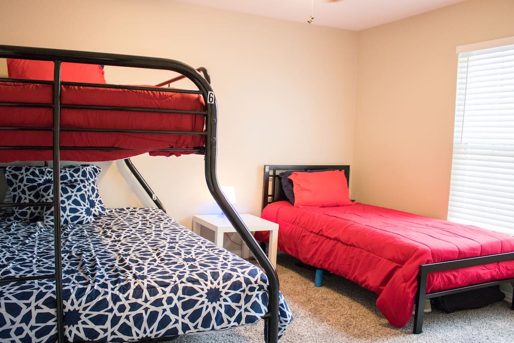 Bed 5 - Single Bed