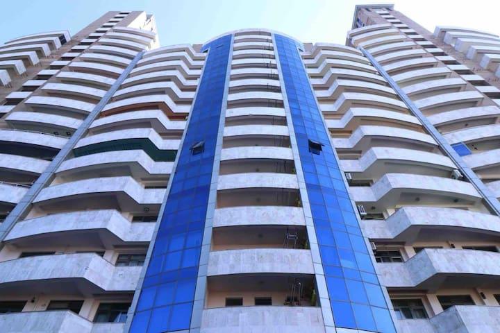 ARMT-Dalma Garden apt on 19th floor 2-141/1