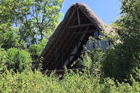 3 Tree Houses at Ngong House on 4ha in Karen.