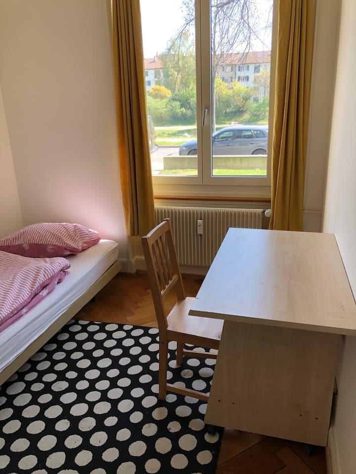 3-Zimmerwohnung möbliert Birsstrasse