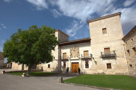 Palacio del Arzobispo _ Huérmeces - huermeces huermeces - Castle