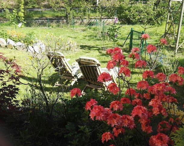 Ferienwohnung bis 8 Personen,Nähe Wasserschloss