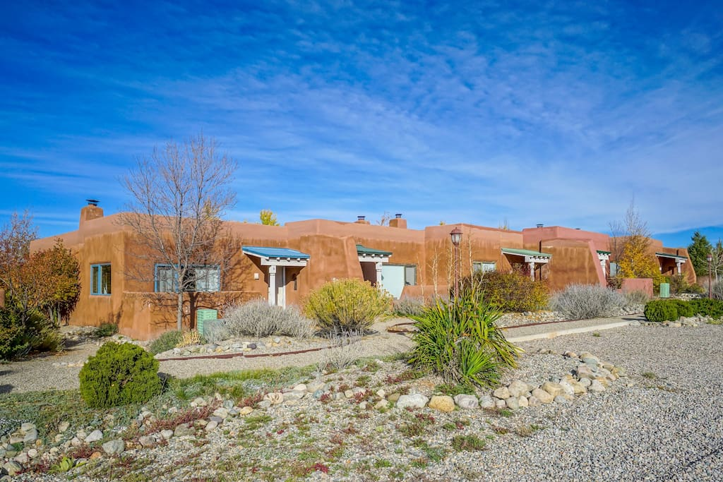 Welcome to your Enchanted Taos Vacation