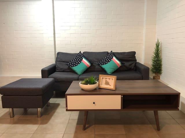 Comfort Ground Floor Studio (with Aircon)