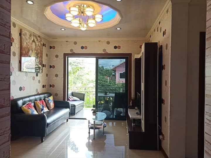 JMC fully furnished house/transient (10person)