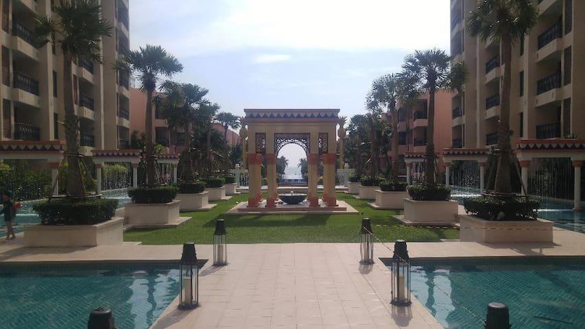 Marrakesh Residences Hau Hin beachfront (monthly)