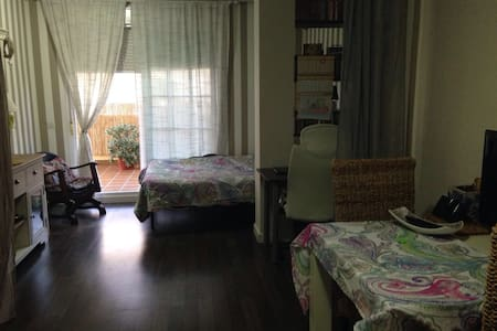Great apartment with 2 terraces close to the beach - Apartmen