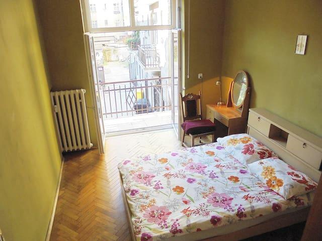 W sercu Gdyni | Pokój 2 os. z balkonem | Plaża!