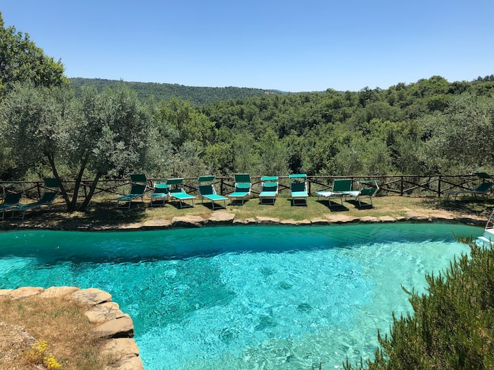 Sogna in Tuscany -- Nature, Relax & Explore