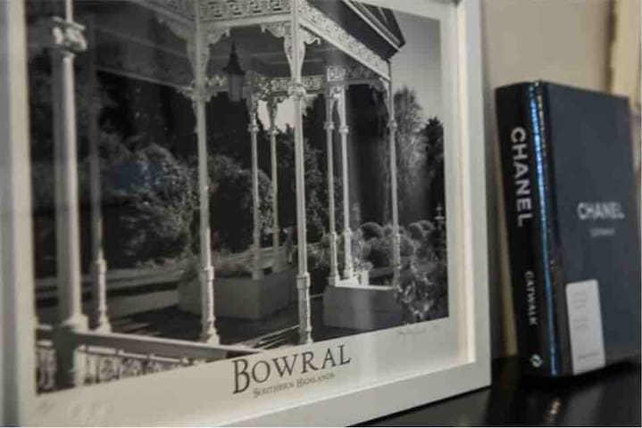 BOWRAL RETREAT 20% off October/November