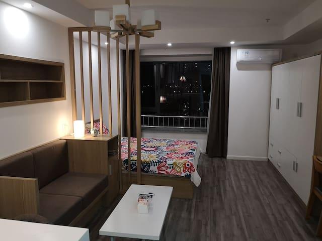 扬州泰达公寓/何园/个园/东关街/瘦西湖速度到达
