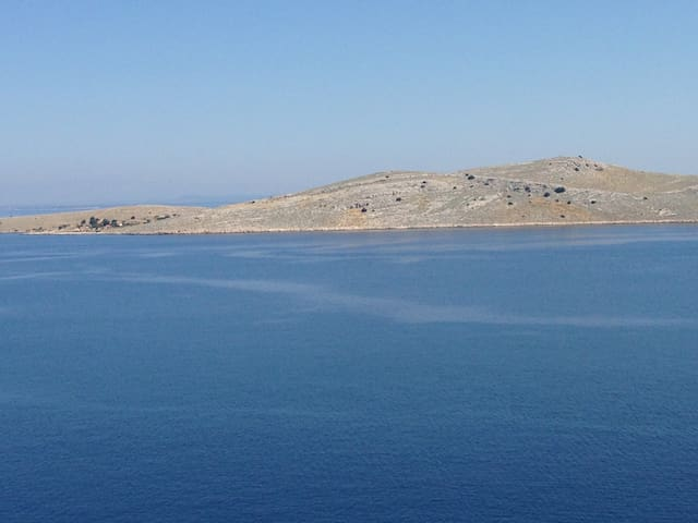 Sail around of Kornati and find the most beautiful bay