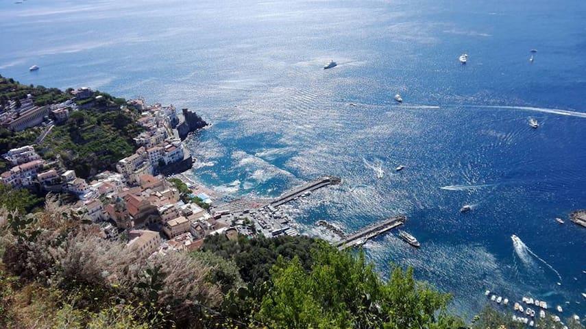 Amalfi's House Vacations L'Infinito - Amalfi - Casa