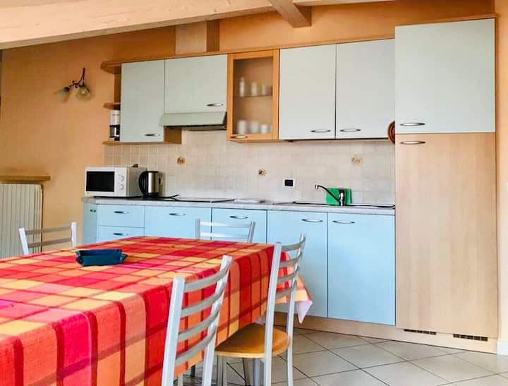 Apartment in the center of Livigno (4 - 6 ppl)
