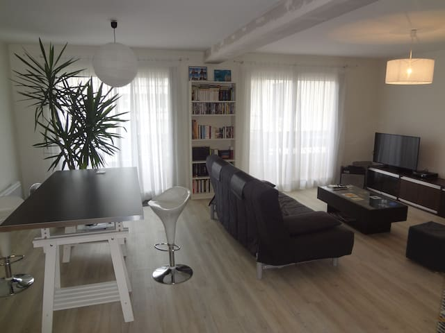 Grand Appartement Lumineux Centre Toulouse - Toulouse - Apartemen