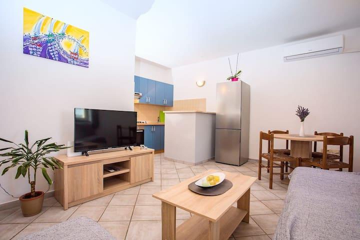 New! Apartman Natura, Gata Omiš