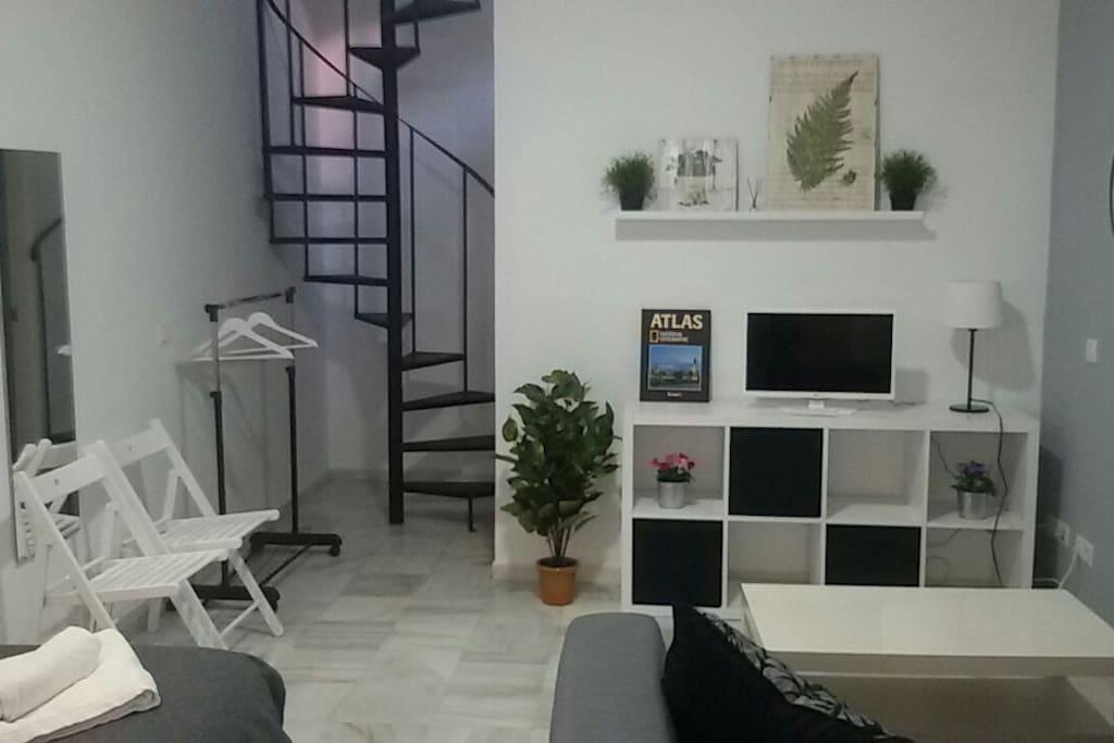 Duplex c eduardo ocon centro para 6 pers maximo - Duplex en malaga ...