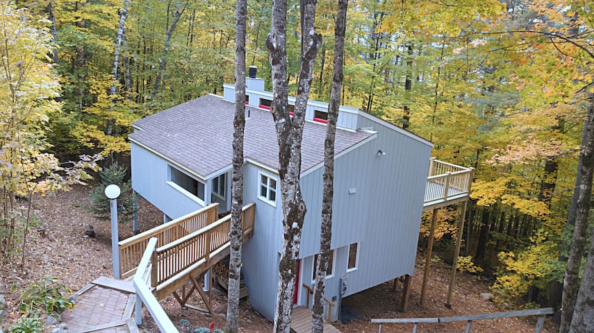 Waterville Valley Private Home 4 bdrms 2 bths