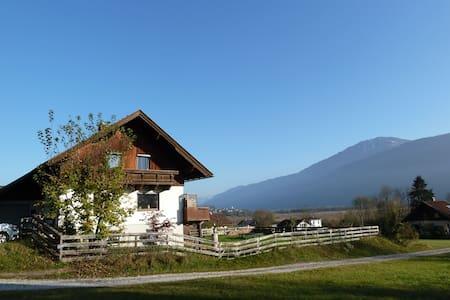 Large Top apartment: skiing, hiking, biking and...