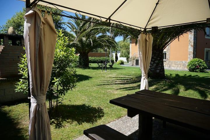 Casa Gayol 2, cerca de la playa de Porcía
