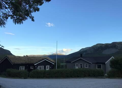Østerdalsstue på Kvebergshaugen