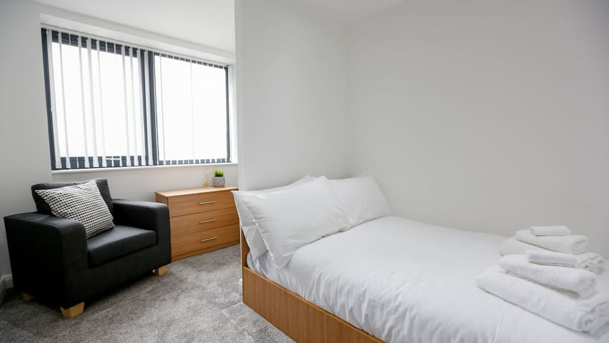 Brand new modern studio in the heart of Manchester