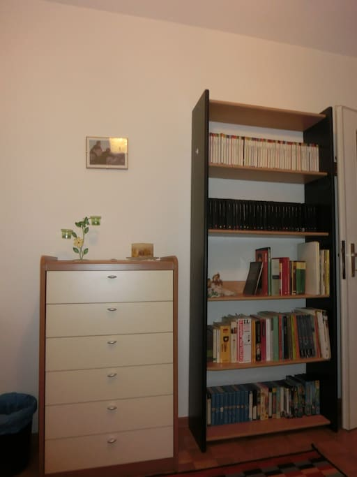 Camera singola per ospite