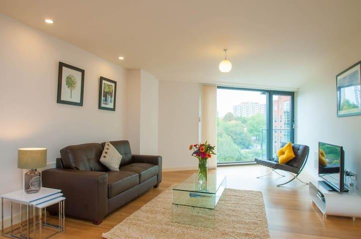 Cleyro Apartments - Finzels Reach 1 Bed Superior - Bristol - Pis
