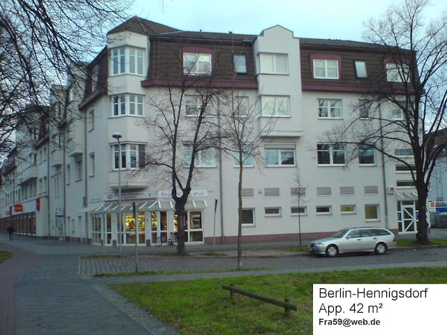 Ferienappartment Berlin-Henningsdorf - Hennigsdorf - Apartment