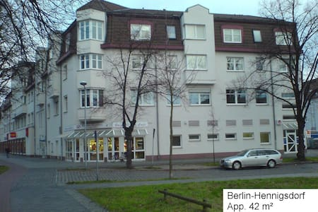 Ferienappartment in Berlin-Hennings - Hennigsdorf